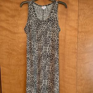 Lularoe leopard Dani